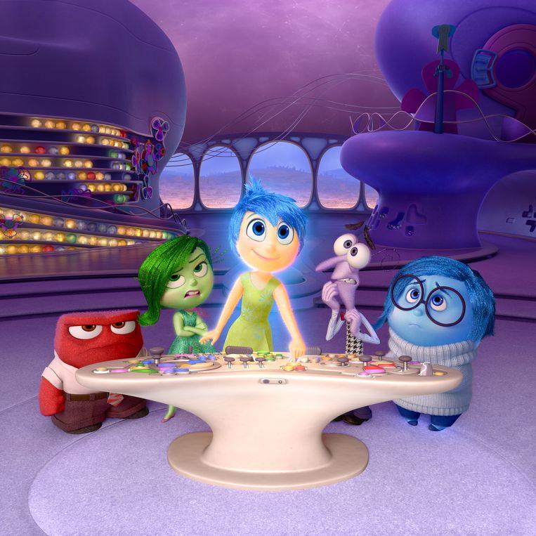 null Beeld Pixar