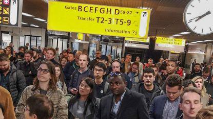 Melding van kaping op Schiphol blijkt verkeerd ingedrukte alarmknop