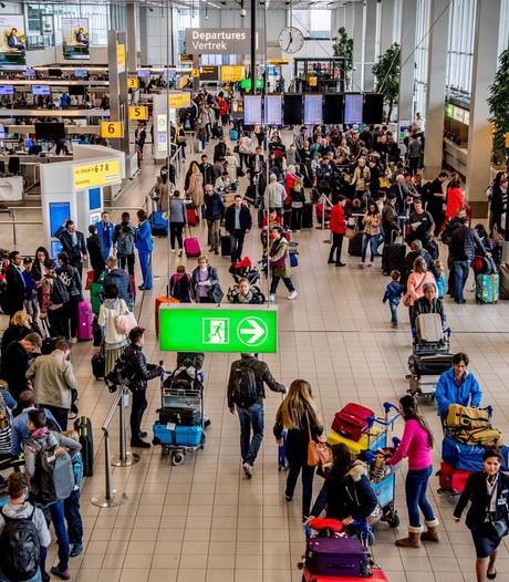 'Swissport pakt werkdruk op Schiphol aan'
