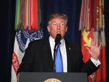 Trump stuurt met tegenzin extra troepen naar Afghanistan