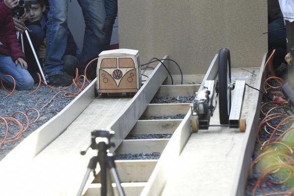 Tot racemachines omgebouwde elektrische apparaten geven het beste van zichzelf.