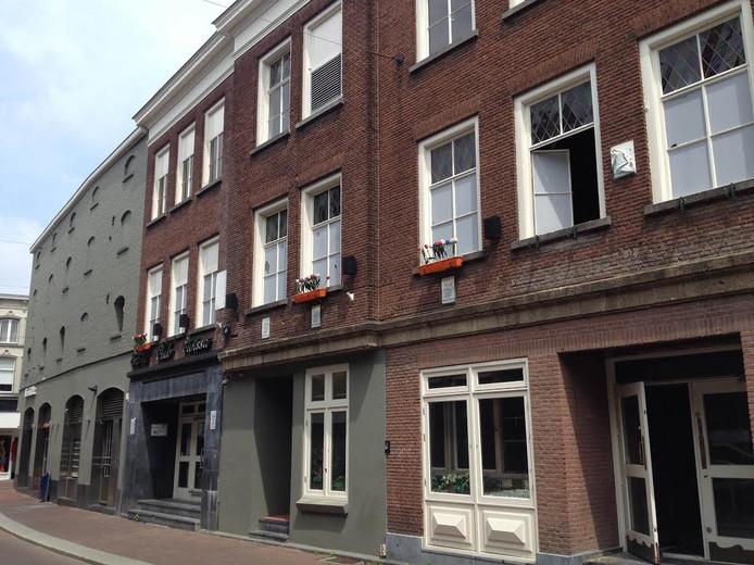 Het gebouw waarin voorheen Galaxy en de Drie Gezusters zaten, wordt een sushirestaurant