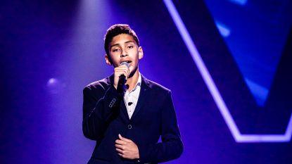 """Endrew (13) mikt op finaleplaats in The Voice Kids: """"Maar ik voel me nu al een winnaar"""""""