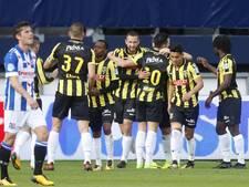 Vitesse imponeert met ruime zege bij Heerenveen