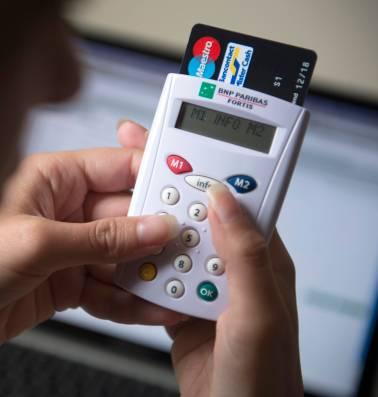 Nu is ook uw bankkaart al niet meer veilig