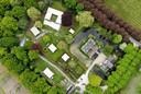 De tuinen rond kasteel Ophemert krijgen steeds meer stands van Gardenista.