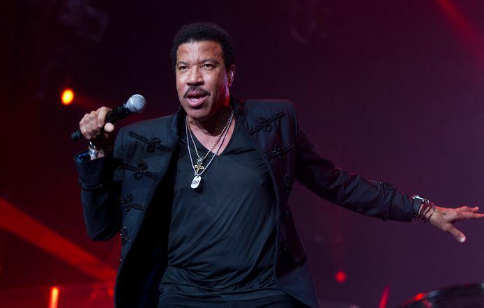 De Amerikaanse zanger Lionel Richie treedt volgend jaar op tijdens de 45ste editie van het North Sea Jazz Festival in Ahoy.