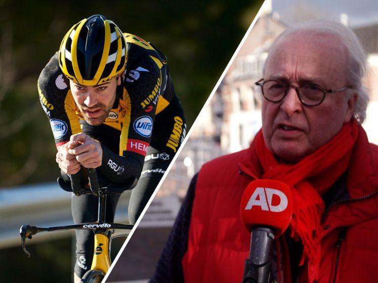 Mart Smeets: 'Dumoulin gaat een zelfconfrontatie aan'