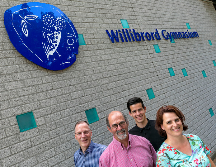 Willibrord Gymnasium Deurne houdt een reünie ter ere van het 60-jarig bestaan.