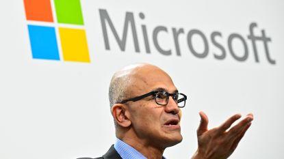 """Microsoft steekt een miljard in AI-onderzoek: """"Kan de koers van de mensheid bepalen"""""""