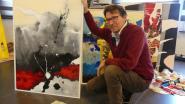 Zultenaar maakt 65 kunstwerken om zijn 65ste verjaardag te vieren