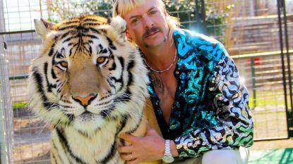 Juridisch team Joe 'Tiger King' Exotic naar Washington in de hoop hem vrij te krijgen
