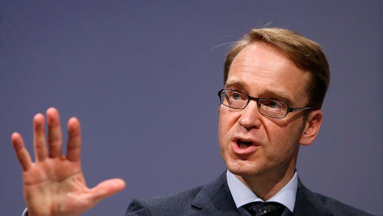 Jens Weidmann Beeld REUTERS