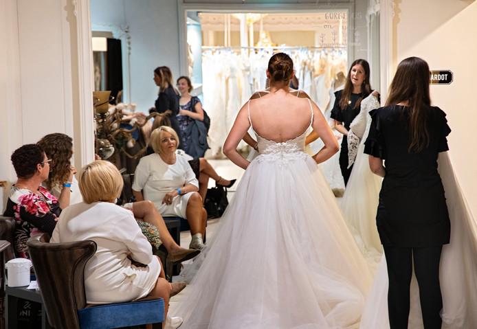 Say Yes To The Dress bij Koonings Bruidsmode in Deurne