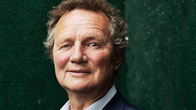 GroenLinks oudgediende Bram van Ojik is positief over politiek klimaat. Beeld Lenny Oosterwijk/Lumen