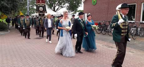 Na 89 jaar zit Sint Hubertus bijna zonder koning