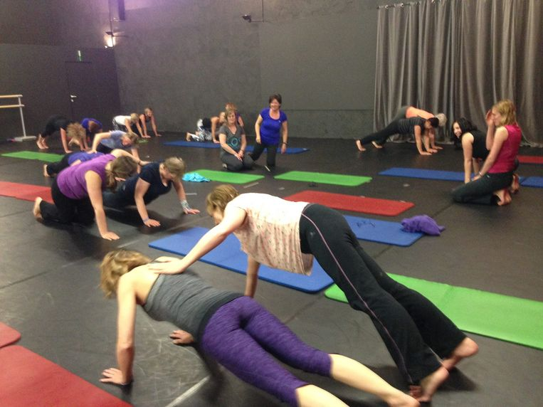 Limited Pilates Edition 2 bij Dans- en Pilates Centrum Dancin'movement
