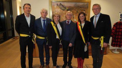 Tien nieuwkomers in Latemse gemeenteraad