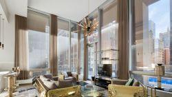 Waanzinnig wonen: flat in New York vol Europese luxe én een zwembad