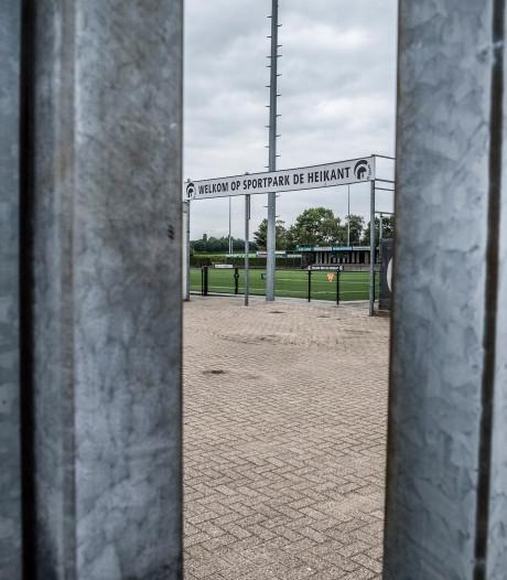 'Sloten-gate' in Groesbeek: Achilles'29 vervangt sloten van kantine, maar staat ineens zelf voor dichte deur