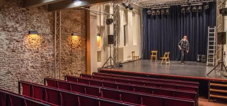 Jaar na opdoeken Zwolse concertzaal maakt Goudsteeg21 doorstart in Papenstraattheater