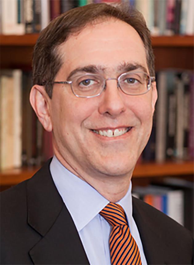 Rector Christopher Eisgruber