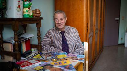 """Pornoschrijver Frank Van Dijck (84) blikt terug: """"Mijn verhalen waren vaak autobiografisch"""""""
