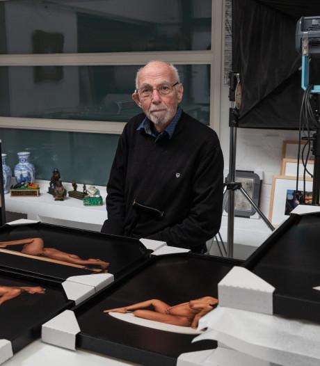 De terminaal zieke Wim (77) wilde nog één keer zijn foto's tonen in het Rietveldpaviljoen (en dat doet ie)