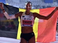 """Première compétition aux USA pour Thiam: """"Impatiente de me mesurer aux meilleures"""""""