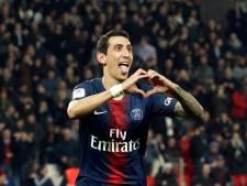 Di María zet PSG op juiste spoor tegen Montpellier