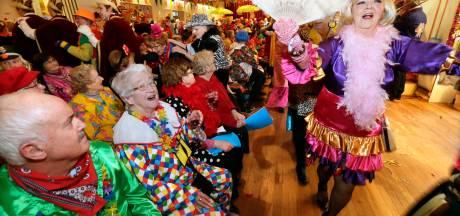 Carnaval voor senioren en het is voorjaarsvakantie