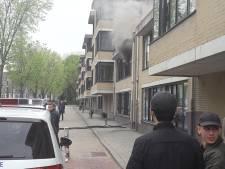 Brand uitgebroken in appartement aan Utrechtse Graadt van Roggenweg