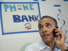 Obama haalt meer geld op voor campagne dan Romney
