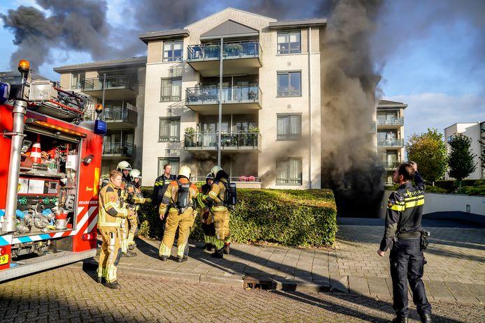 Zeer grote schade na brand parkeergarage Oosterhout: 'Zelfs de riolering is  gesmolten' | Oosterhout | bndestem.nl
