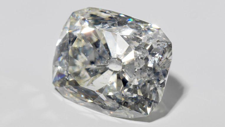 De diamant van Banjarmasin, anoniem, ca. 1875. Beeld Rijksmuseum