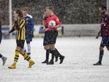 Hellendoorn mag blijven hopen: ploeg met 6-0 ten onder
