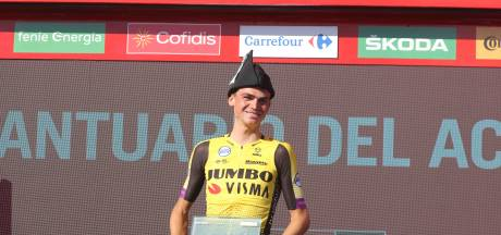 Kuss kan Vuelta-succes nog niet echt beseffen: 'Dit is best groot, denk ik'