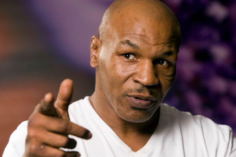 Mike Tyson Beeld reuters