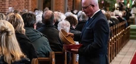 Portemonnee van parochies dunner door corona: 'Mensen stimuleren om digitale bijdrage te doen'