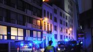 Flatgebouw in lichterlaaie in Antwerpen: geen gewonden en weinig schade