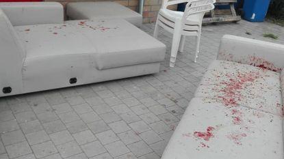 Vandalen gieten etensresten over meubilair Chiromeisjes