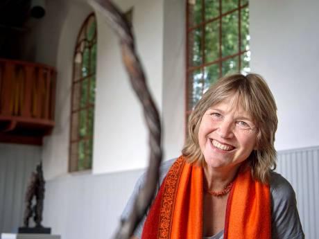 Annemiek Collin: 'Mijn beelden passen goed bij het Cultuurkerkje'