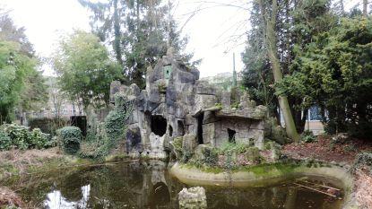 De grot van de Broeders van Liefde mag onder de sloophamer