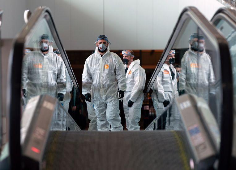 Spanje Telt Meer Dan 1 000 Doden Door Coronavirus De Morgen