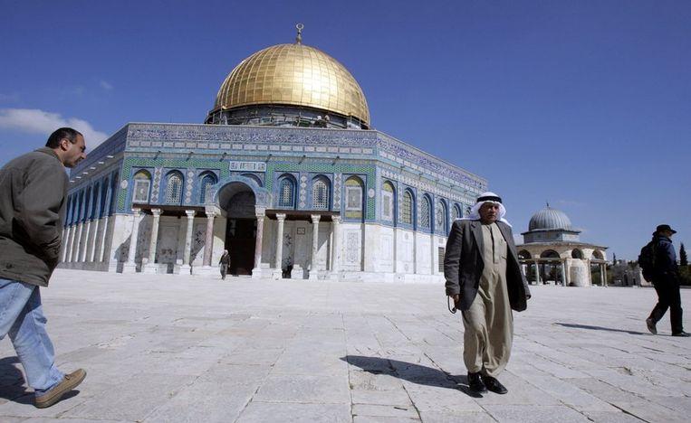 Jeruzalem. Beeld anp