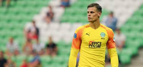 FC Groningen leent doelman Hoekstra uit aan Roda JC