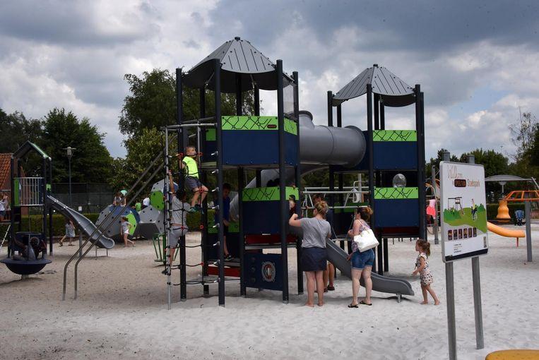 De speeltuin van het Stadspark werd onlangs vernieuwd. Turnhout behaalde de voorbijelegislatuur voor zijn inspanningen nog het label 'kindvriendelijke stad'.