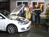 Eigenaar merkt autobrand op en voorkomt erger