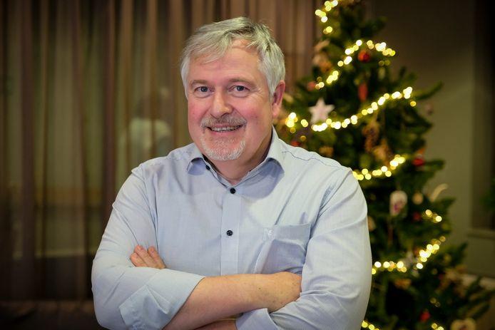 Jean-Paul Van Dam,  directeur van WZC Onze-Lieve-Vrouw