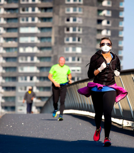 Votre marathon a été annulé? Au Japon, il y a une application pour se consoler
